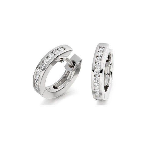ee428073967d ARCADIA, pendientes criolla de diamantes Pendientes de aro ...