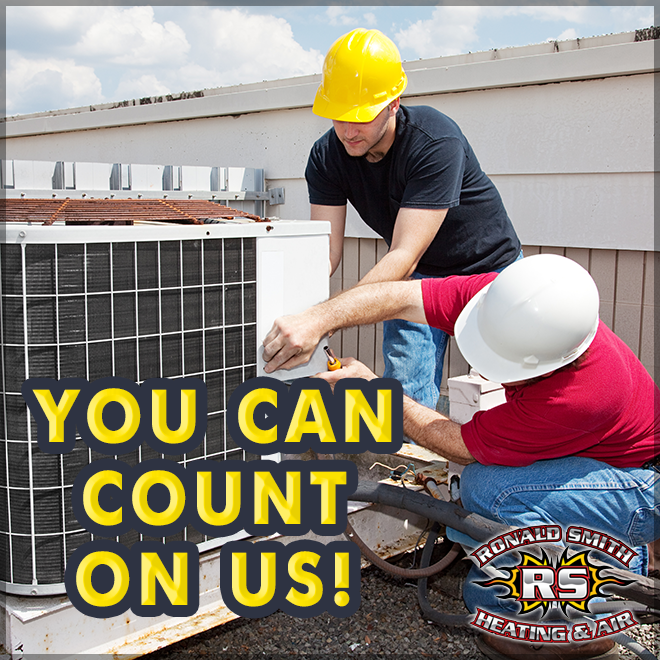 If your heating or air conditioning system goes out, you