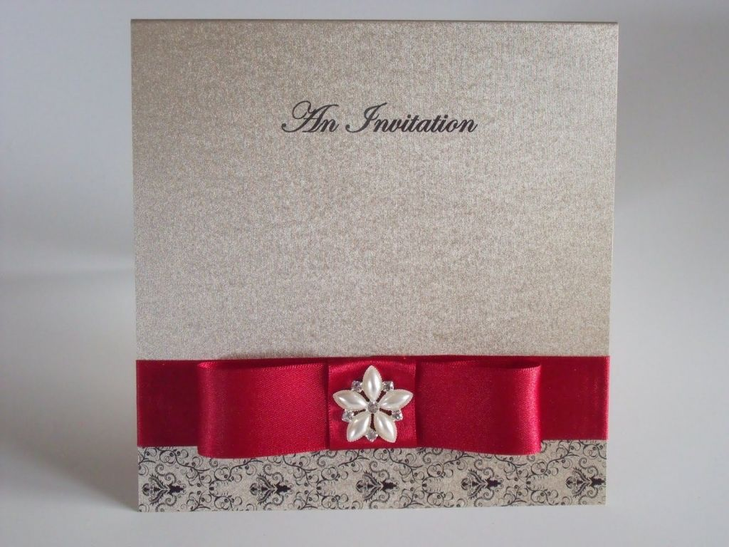 Magnificent Contemporary Indian Wedding Invitations Inspiration ...