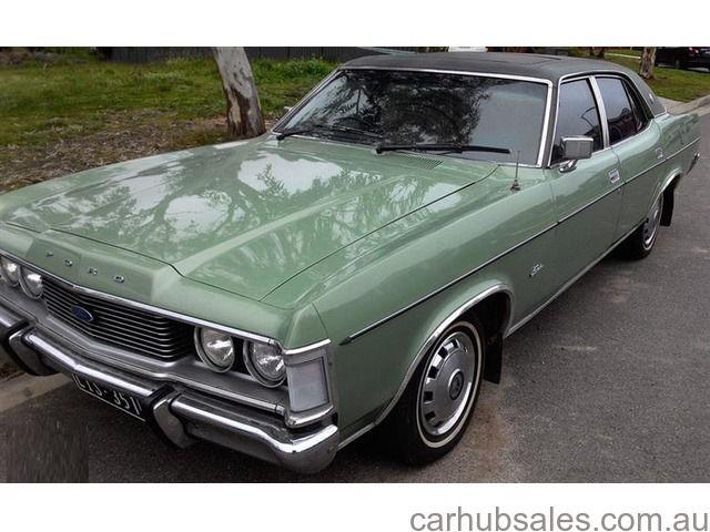 1978 Ford Fairlane Marquis Zh Auto Ballarat U2013 Used And Second
