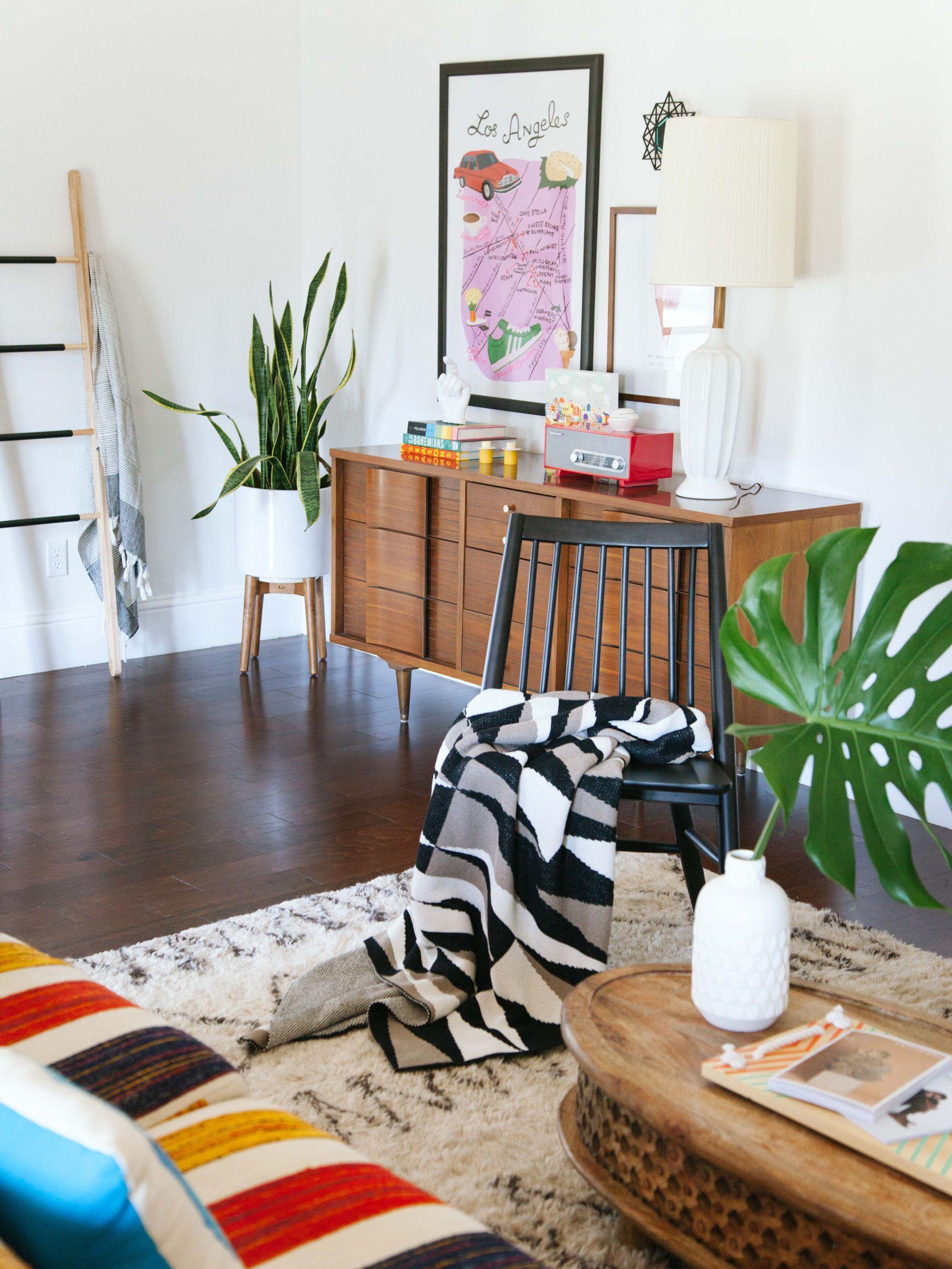 Best Mid Century Modern Living Room Mid Century Modern Living 400 x 300