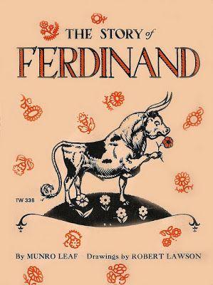 Happy Birthday To Ferdinand The Bull The Story Of Ferdinand