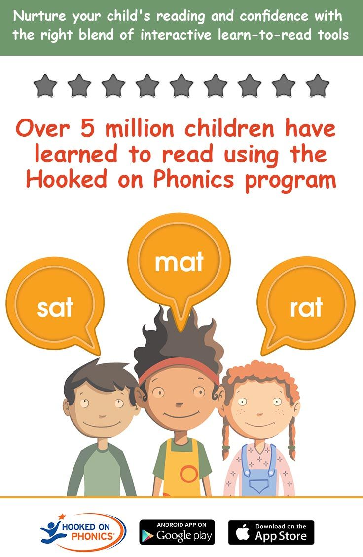 Hooked On Phonics Kindergarten