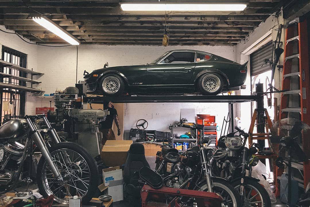 Garage Goals! #UNIQUEDRIVEN | Datsun | Datsun car, Datsun