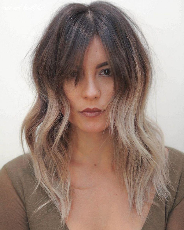 8 Cute Mid Length Hair Medium Length Hair Styles Medium Hair Styles Hair Styles
