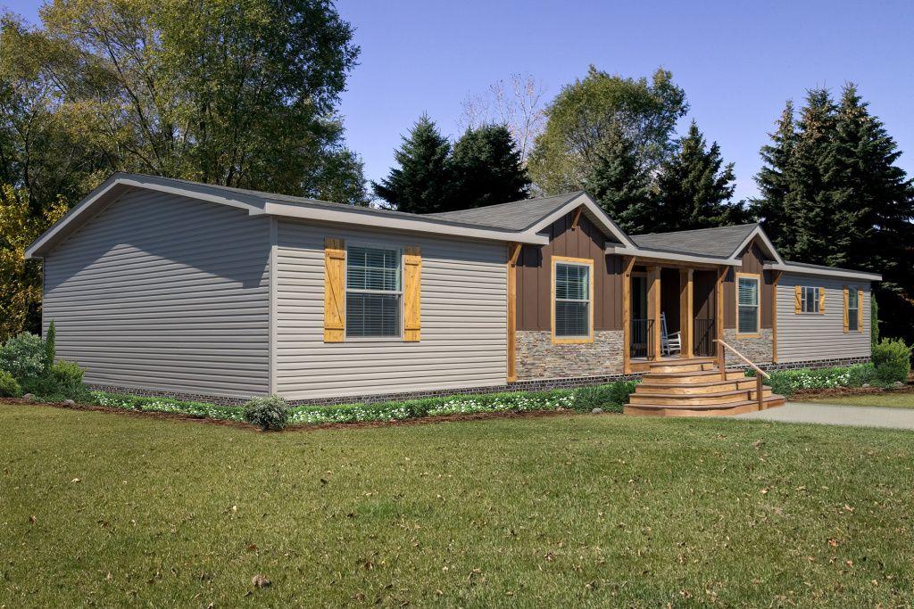 The Eisenhower X7016 Platinum Homes Manufactured home