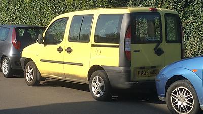 eBay: Fiat Doblo 1.9 JTD Spares or Repair #carparts #carrepair | UK