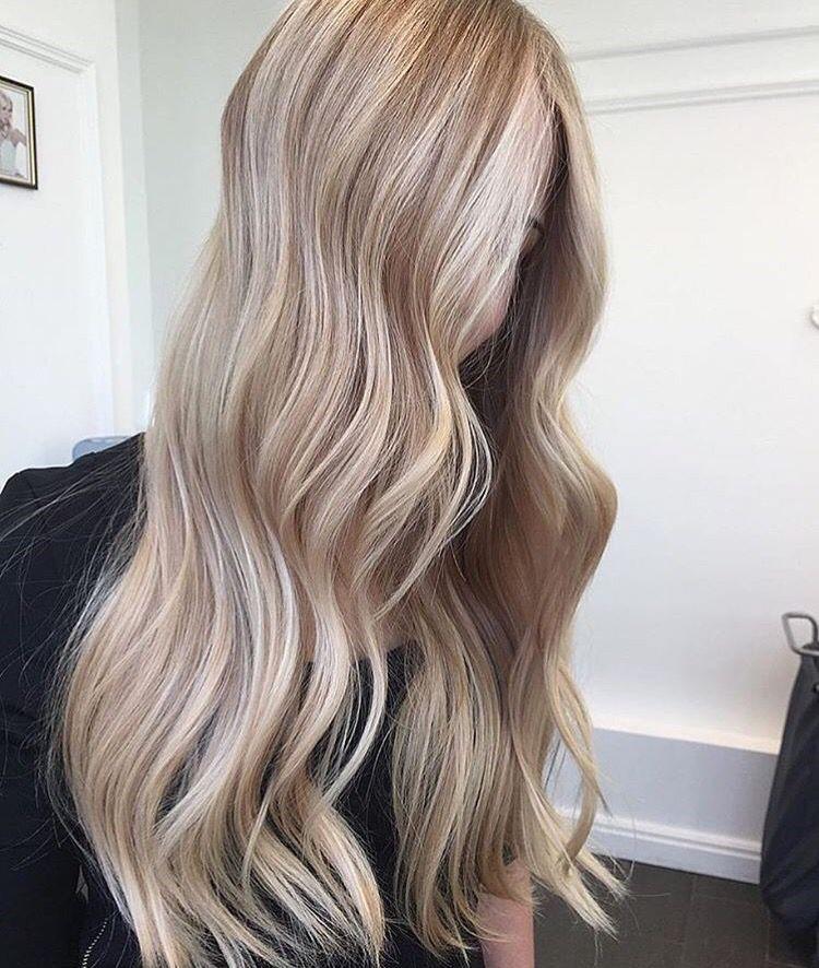 medium beige blonde hair color - 736×869