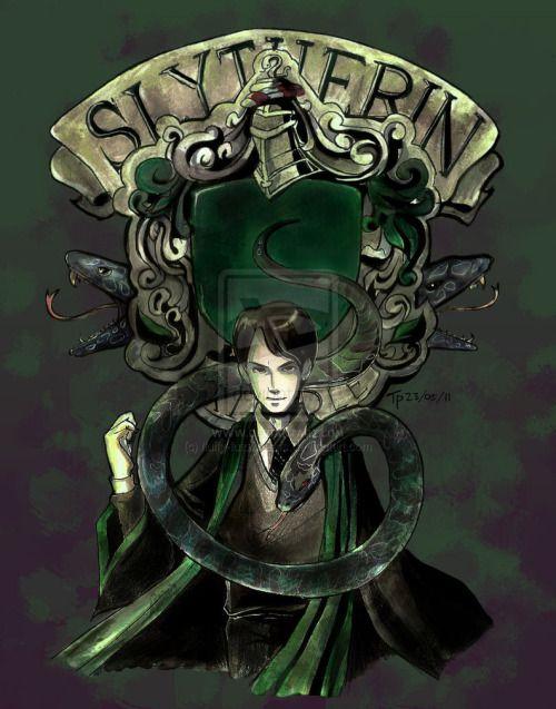tom marvolo riddle fan art - Hledat Googlem | Slytherin | Slytherin