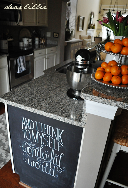 Our Kitchen  by Dear Lillie