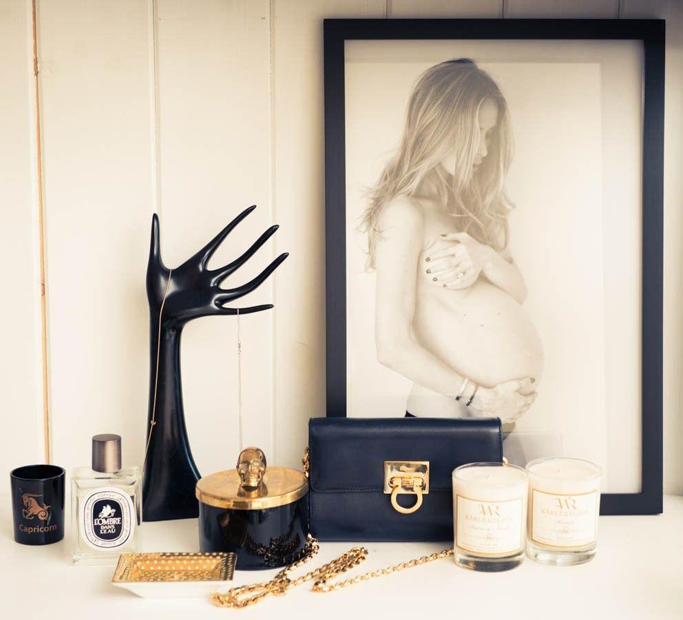 Anine Bing's closet