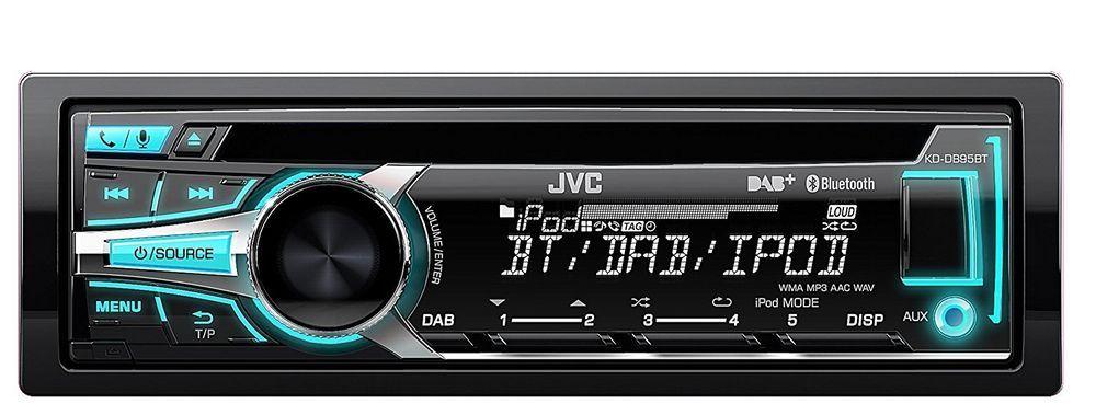 Jvc kddb95bt jvc dab car stereo usb bluetooth ipod