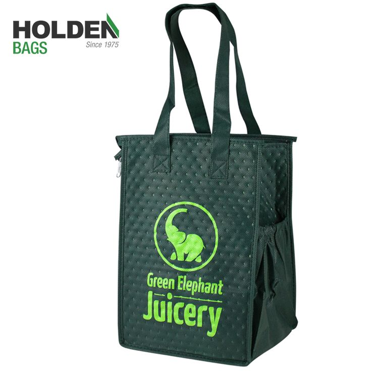 Customized Process Printing Thermo Box Drink Cooler Bag Insulated Tote Bag Cooler Tote Bag Insulated Bags