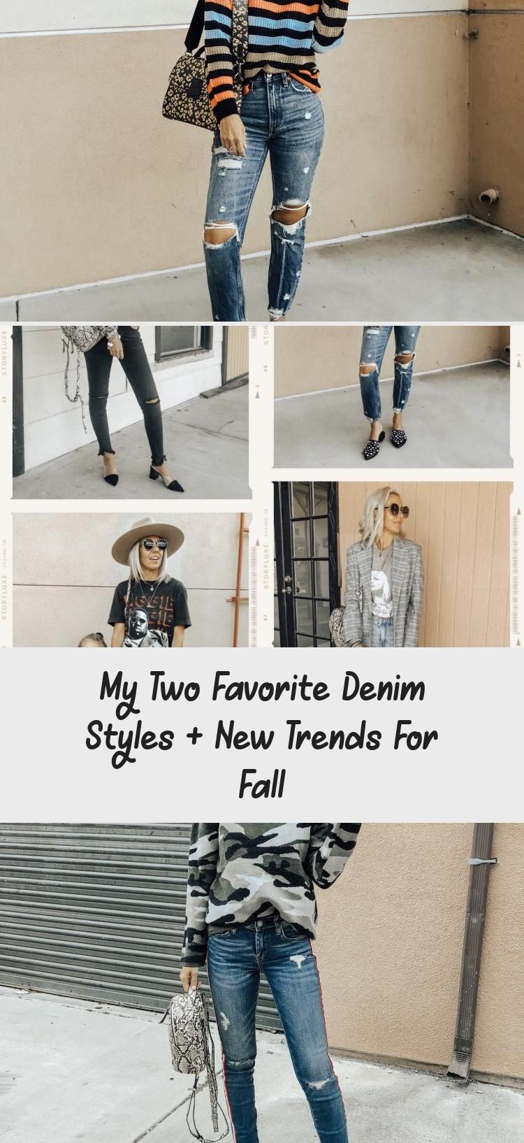 MY TWO FAVORITE DENIM STYLES + NEW TRENDS FOR FALL + I'm leopard  wearing my go to pair of high  rise skinny crop jeans and paired it with a biggie graphic tee. Sharing all the ways to style them on the blog #simplefashionoutfitsforwomencomfy