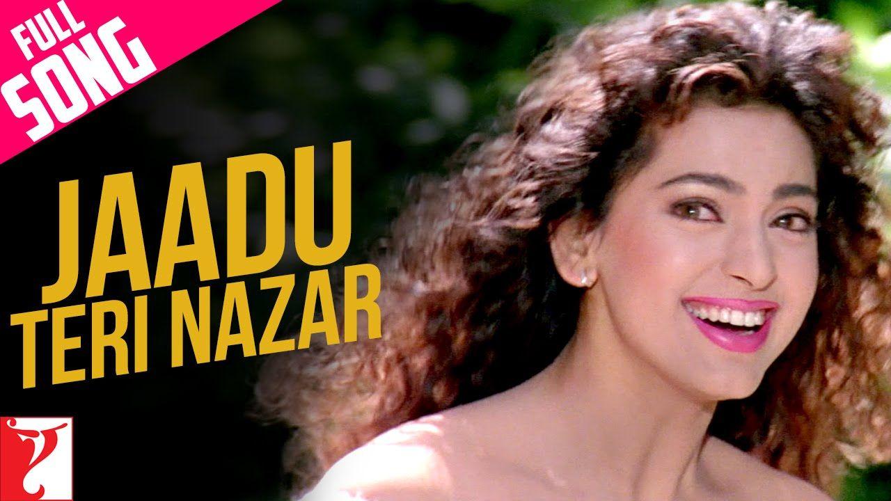 Jaadu Teri Nazar Full Song Hd Darr Shah Rukh Khan Juhi Chawla Old Bollywood Songs Bollywood Music Videos Bollywood Songs