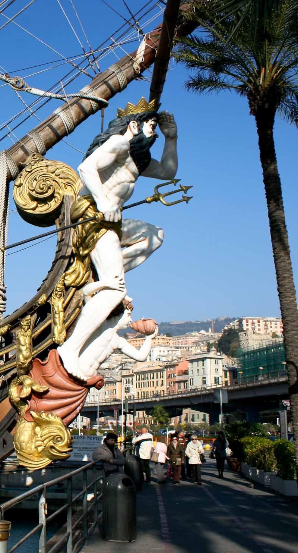 The Port of Genoa | Riviera dei Fiori | Pinterest | Genoa, Genoa ...