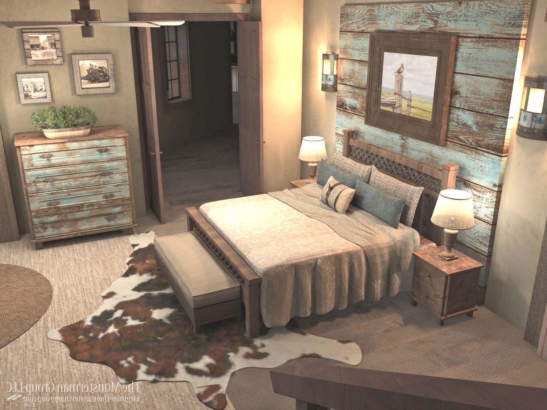 Western Themed Bedroom Ideas In 2020 Rustic Romantic Bedroom Remodel Bedroom Rustic Farmhouse Bedroom