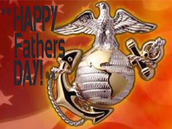 Happy Father S Day And Thank You For Your Sacrifices Marine Corps Gift Usmc Blue Star Mom