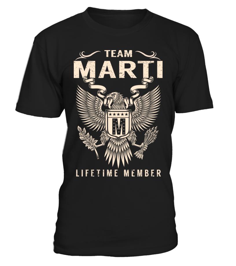 Team MARTI - Lifetime Member