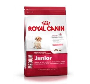 Buy Online Royal Canin Medium Junior At Http Www Dogspot In