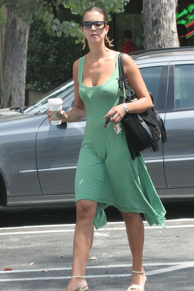 Nice cameltoe in green pants 1fuckdatecom 2