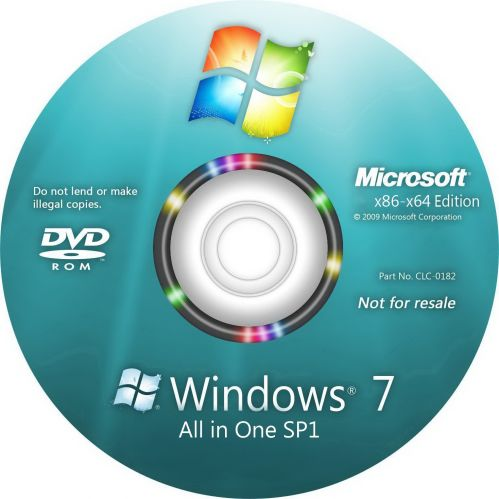 Microsoft Windows 7 Aio Sp1 Multilanguage 2017 Full Activated (x86