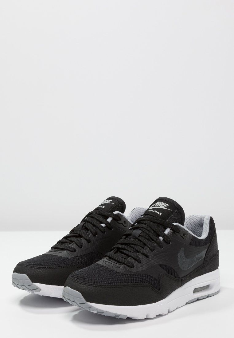 best service f1ec6 c4674 ... good nike sportswear air max 1 ultra essentials joggesko black wolf  grey metallic 85851 6162d