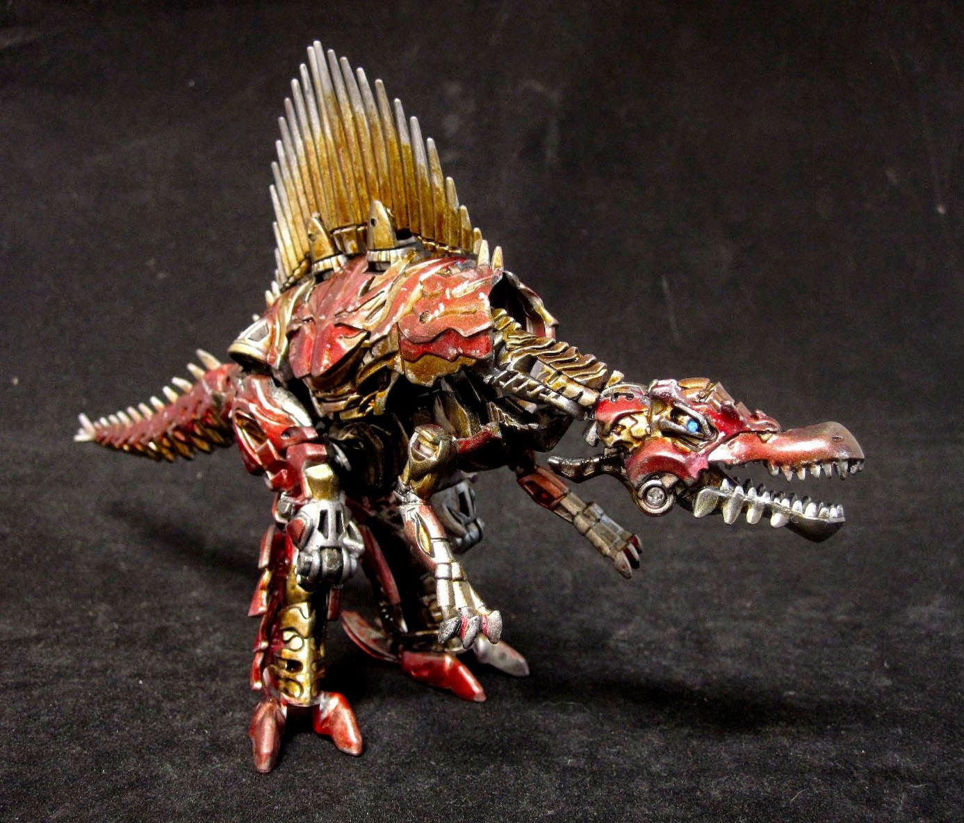 grimlock dinobot Transformers age of extinction dinobots