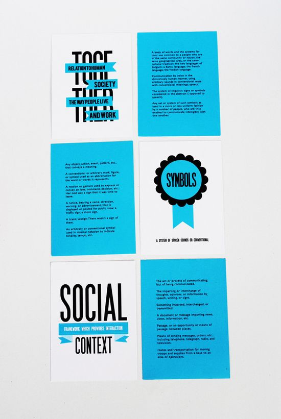 Self Promotion Mailer | Layout & Print Designs | Pinterest ...