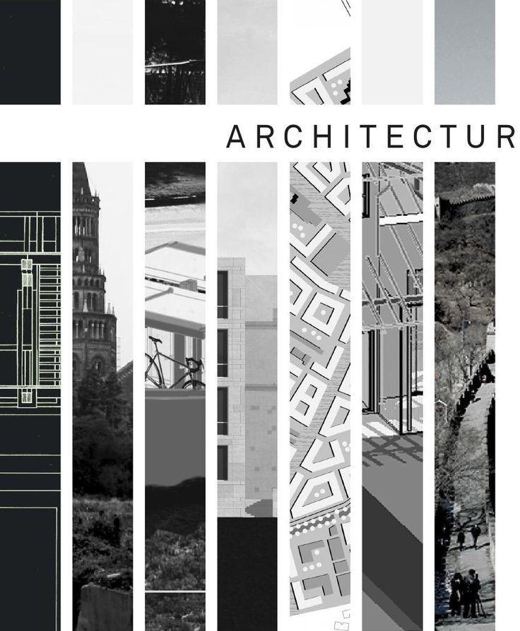 Famoso Pin by Anna M on portfolio | Pinterest | Architecture portfolio  SN33
