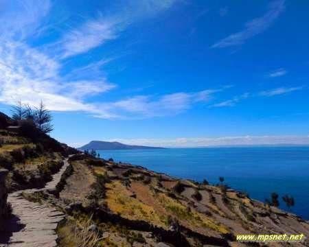 Os Mitos e maravilhas do Lago Titicaca, Veja no site http://www.mpsnet.net/portal/Lugares/Lugar003.htm #cursos via @mpsnet