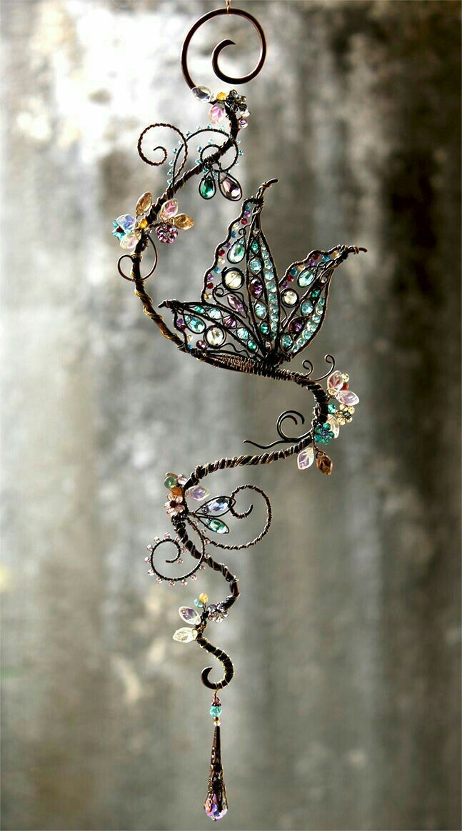 pingl par white feather designs sur wire inspiration pinterest fabrication de bijoux fil. Black Bedroom Furniture Sets. Home Design Ideas