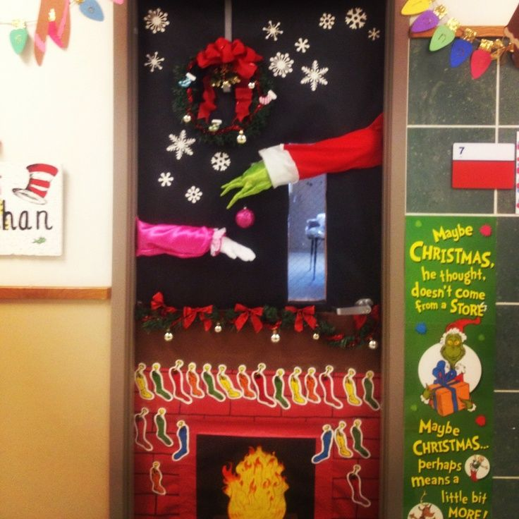Candy Cane Classroom Door Decorations Cool 24 Best