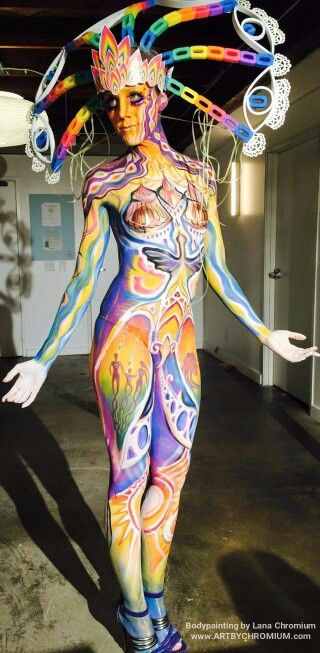 sacred body body painting and photography by lana