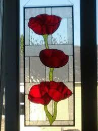 Résultats de recherche d'images pour «faux vitrail fleurs»