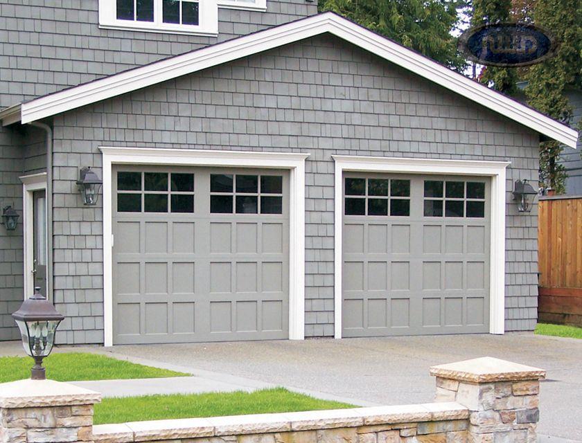 Township Collection By Northwest Door Available For Installation By Sound Door Services Of Renton Garage Doors Wood Garage Doors Carriage Style Garage Doors