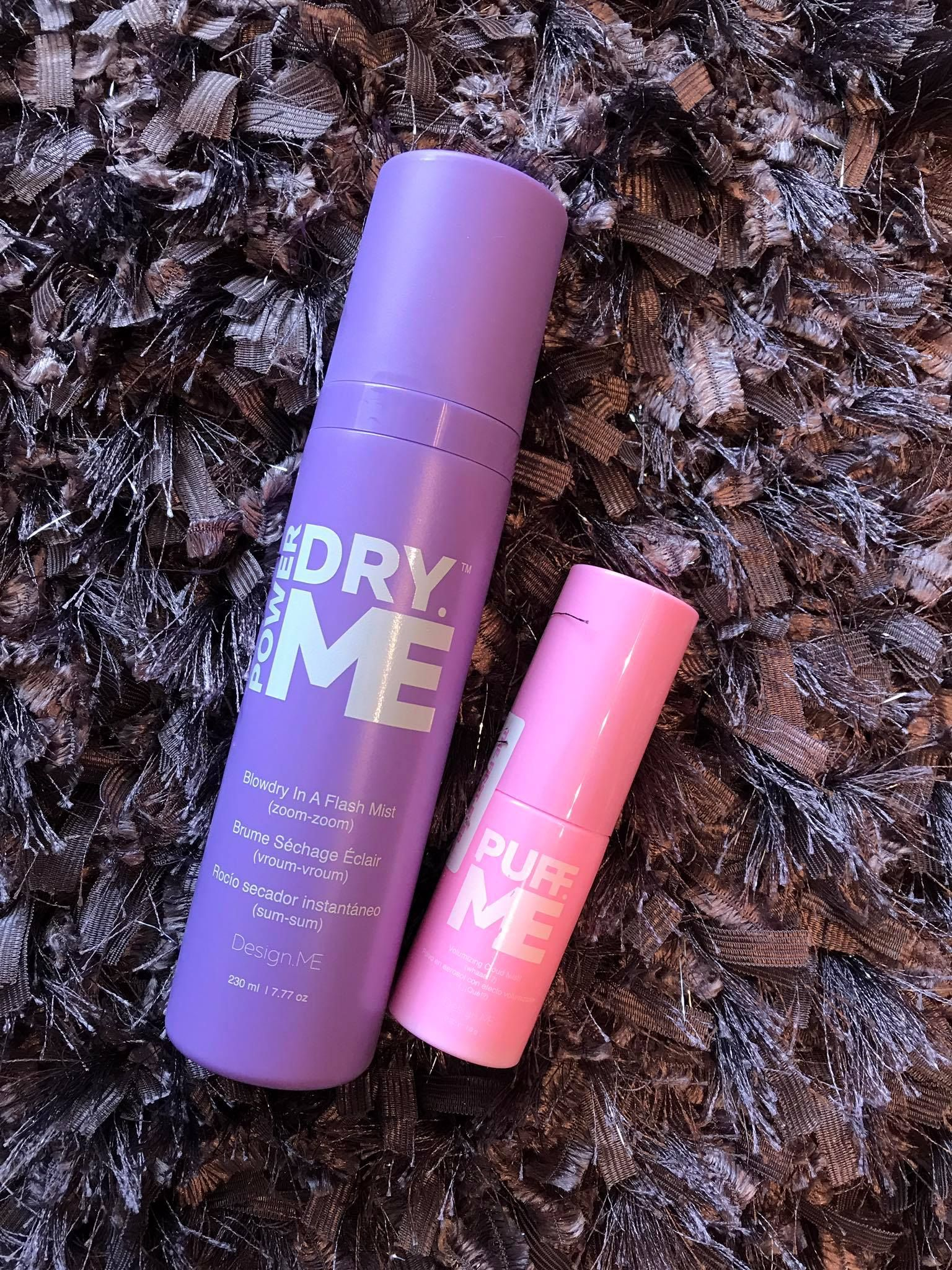 Puff Me Volumizing Powder In A Spray Pump Instant Results For Fuller Higher Hair
