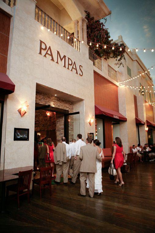 Pampas Wedding Receptions