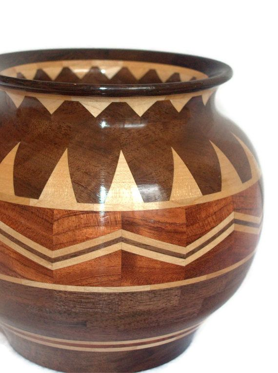 Chai Variations 1A Segmented Wood Art Bowl by fostersbeauties