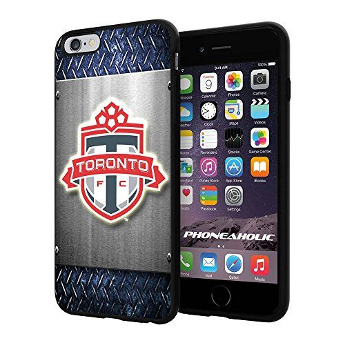 "Soccer MLS TORONTO SOCCER CLUB FOOTBALL FC Logo, Cool iPhone 6 Plus (6+ , 5.5"") Smartphone Case Cover Collector iphone TPU Rubber Case Black Phoneaholic http://www.amazon.com/dp/B00WPRN06W/ref=cm_sw_r_pi_dp_6ATpvb0XJJ4D0"