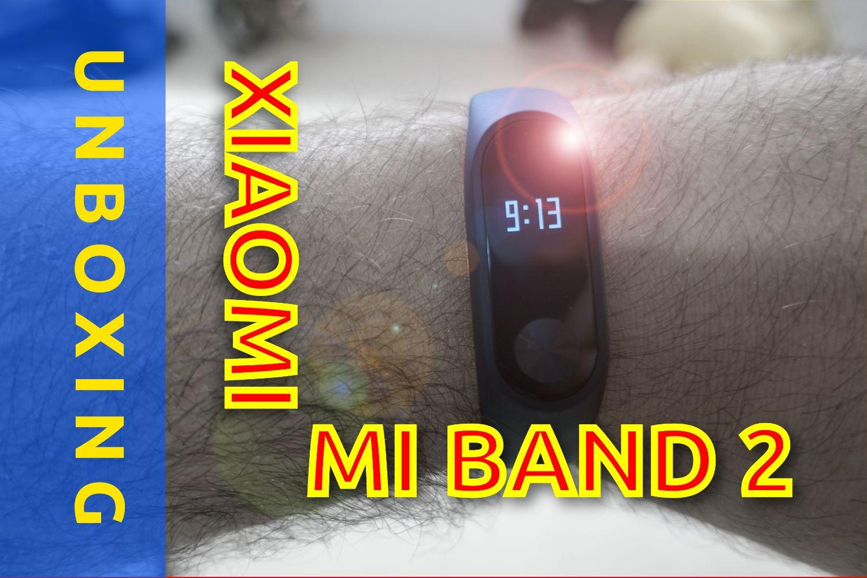 Mola: Xiaomi Mi Band 2: Unboxing y toma de contacto en español