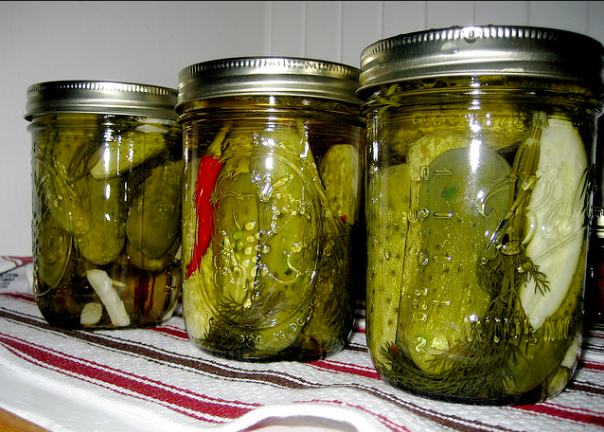 pickle process