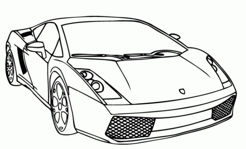 Vorlagen Zum Ausmalen Malvorlagen Lamborghini Ausmalbilder 1