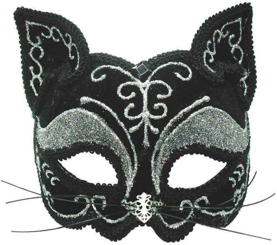 Glitter Butterfly Eyemask Eye Mask Masquerade Ball Party Fancy Dress Accessory