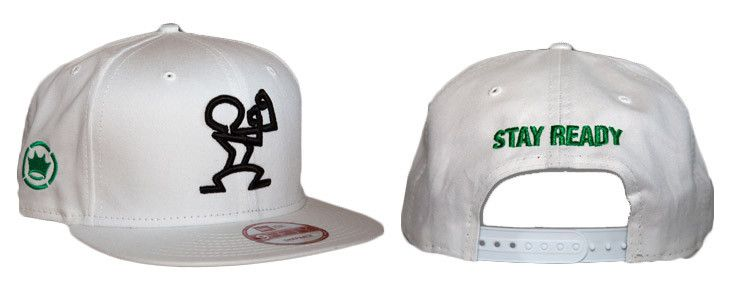 32bda64650f2b5 Dethrone Conor McGregor Stay Ready Hat - White at http://www.fighterstyle