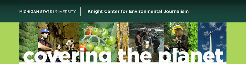 Knight Center for Environmental Journalism Covering the