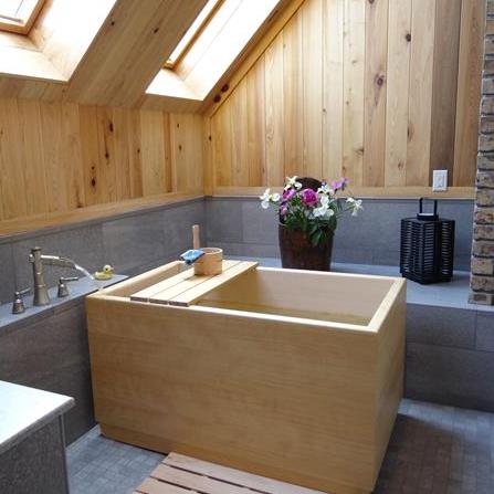 Onsen Ofuro | Japanese Soaking Tub | Dream Home Construction Tools ...