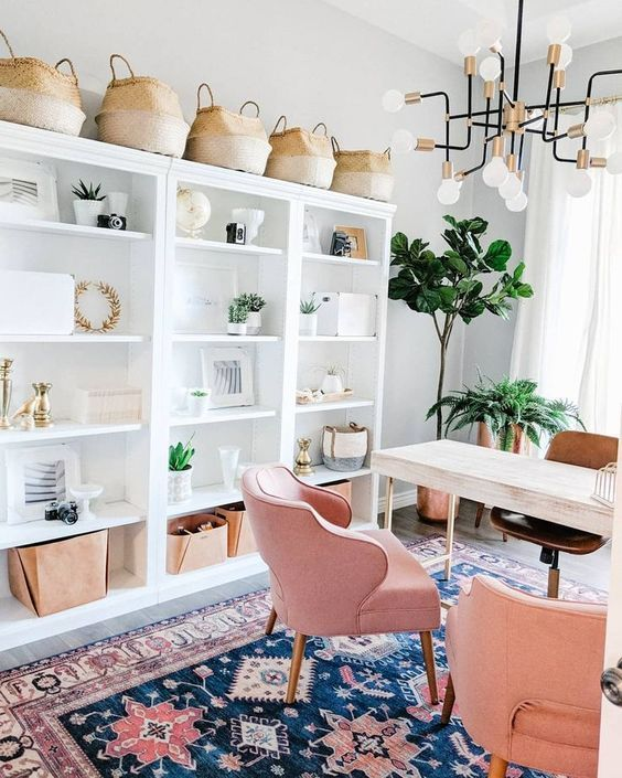 Home Office Decor Ideas To Give Your Work Space A Makeover