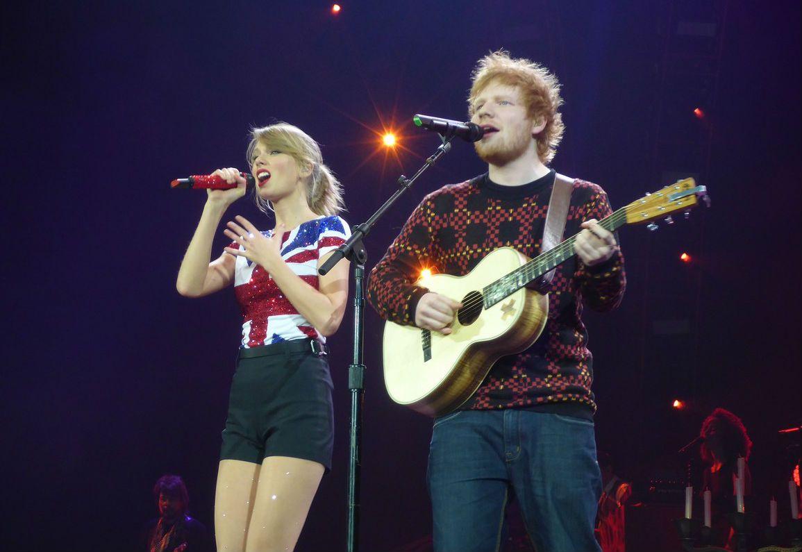 Ed sheeran flannel shirt  Bronca entre Taylor Swift y Ed Sheeran  Summer Fashion  Pinterest
