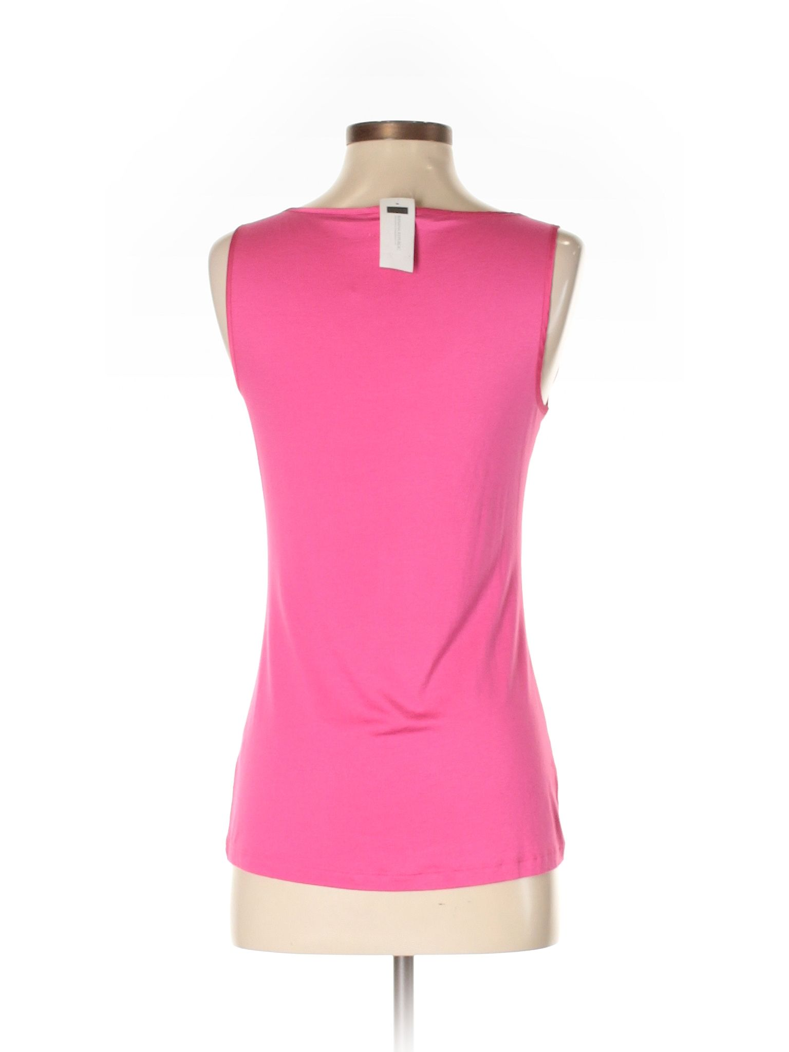 Banana Republic Tank Top Size 400 Pink Womens Tops